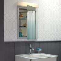 mirrored cabinet cold storage robern m c with medicine